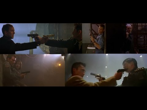 John Woo Action Movie Supercut