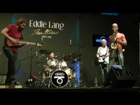 Guthrie Govan&The Fellowship live in Italy @ Eddie Lang Jazz Festival 2012 -