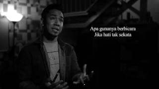 Download Lagu Sufi Rashid - Aku Sanggup (Lirik Video Official) Gratis STAFABAND