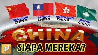 MEREKA  Sebenarnya SIAPA? Kenapa ADA 4 CHINA DI ASIAN GAMES. Ini Penjelasaanya.