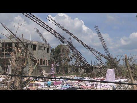 Haiti: Hunger and disease in the wake of Hurricane Matthew
