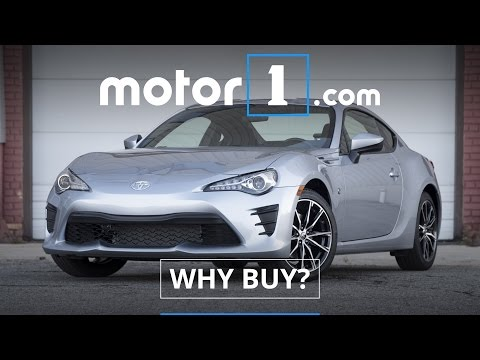 Why Buy? | 2017 Toyota 86 Review