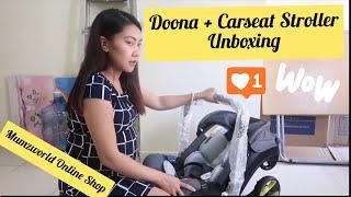 Doona + Carseat Stroller Unboxing   MumzWorld Online Shop
