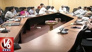 Deputy CM Kadiyam Srihari Meet With Ambedkar Statue Committee | Hyderabad