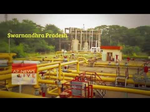 Presentation on Andhra Pradesh by CM Chandrababu Naidu