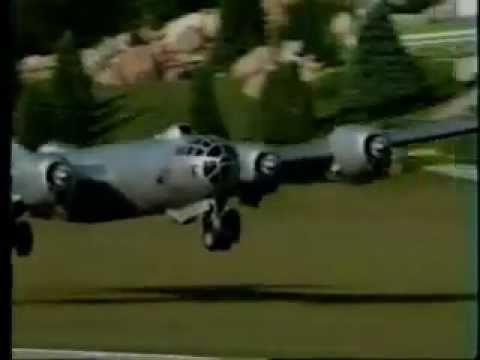 World's Largest RC Plane - Byron B-29