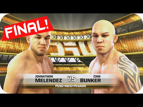 EA Sports UFC : Final do The Ultimate Fighter 05 [XBOX ONE]