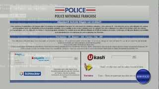 Remove Police Nationale Francaise - France Ransom Trojan by Britec