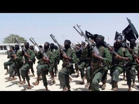 Air Strike by US Military Operation Targets Somalia Leader AL-Shabab | US Attack Somoli Militant