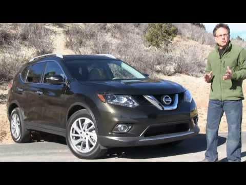 2014 Nissan Rogue Test Drive