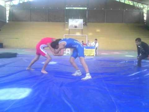 luchadores nariñenses