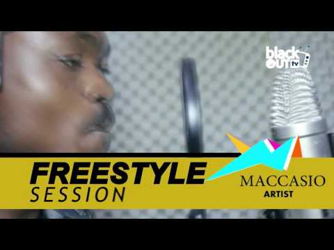 Blackout Tv #free style session Maccasio