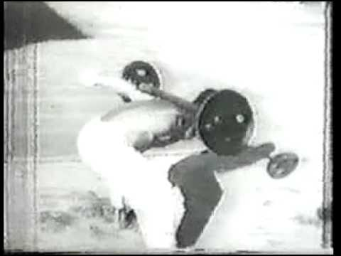 Pre-WWII Goju Ryu Training Image 1