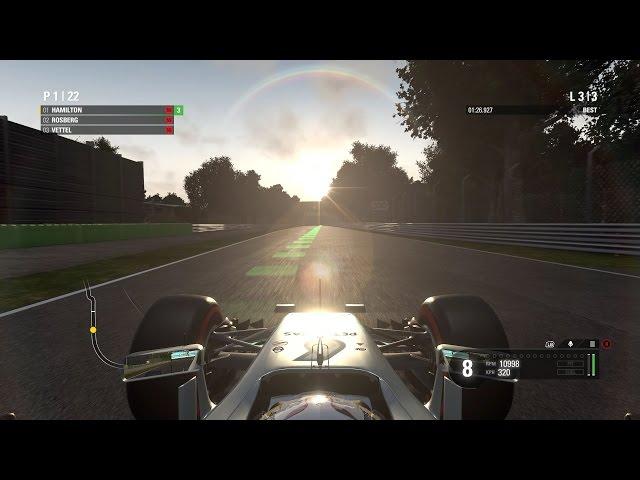 Руководство запуска: F1 2016 по сети
