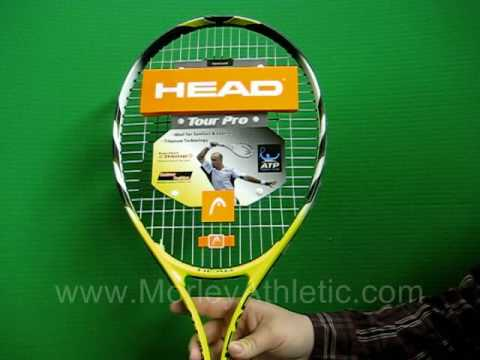 Head Ti Tour Pro Tennis Racket