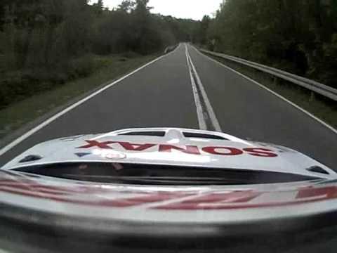 Mitsubishi Evo 6 Rally. Mariusz Stec Mitsubishi Lancer Evo VI - Cisna 2009 - OnBoard