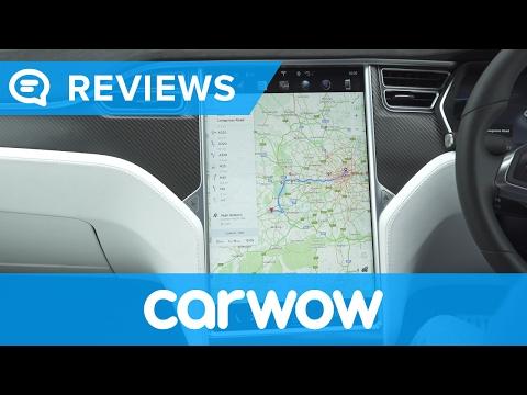 Tesla Model S – the best in-car tech ever?   Mat Watson Reviews