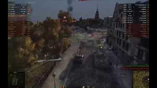 World of Tanks француз