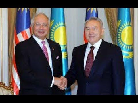 Пять грузовиков денег и драгоценностей нашли у малайзийских кудалар Назарбаева / БАСЕ