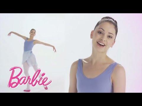 Polski: Barbie i magiczne baletki: Instruktaż tańca -- Film 1