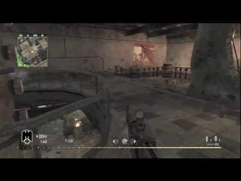 Call of Duty 5 World at War - Team Deathmatch XXXV