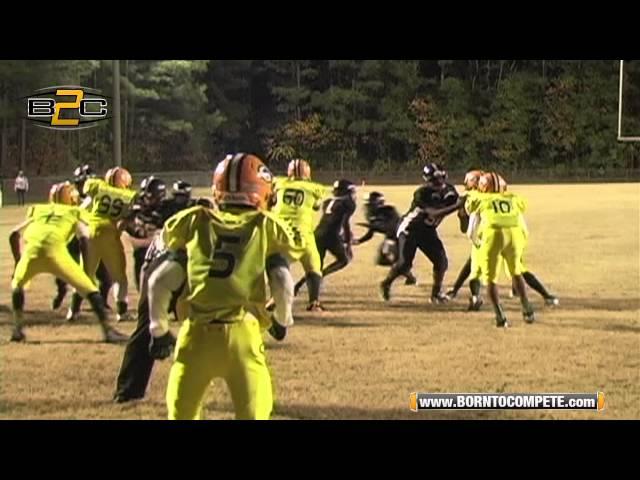 B2C: 12U Gresham Park Rattlers vs Baldwin County Bulldogs