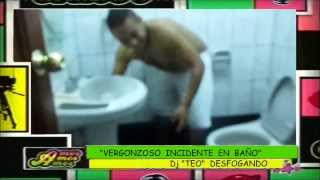 "vergonzoso incidenten Dj "" Teo """