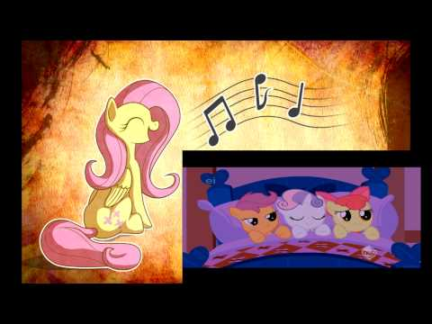 Misc Cartoons - My Little Pony Friendship Is Magic - Hush Now Quiet Now