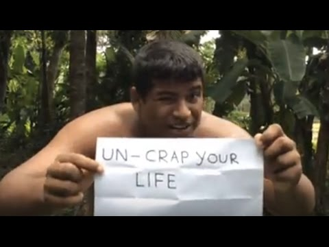 UN-CRAP YOUR LIFE CLIMBING A COCONUT TREE STYLE