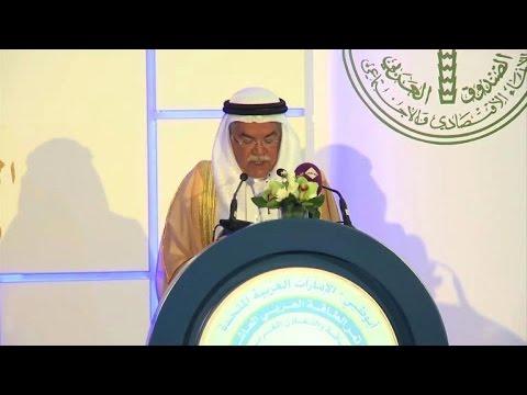 Saudi minister 'confident' oil prices will improve