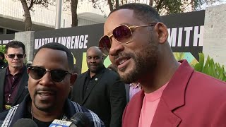 'Bad Boys' Will Smith, Martin Lawrence back in Miami 'for life'