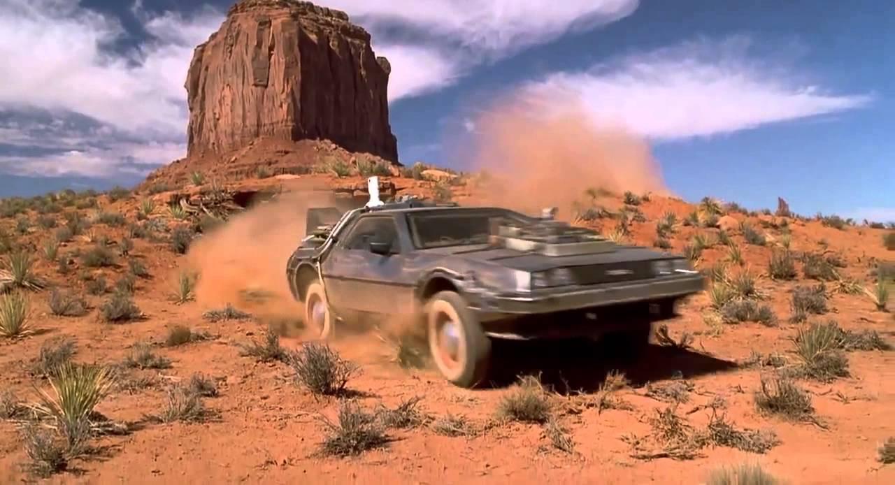 Volver al Futuro Parte 3 - Audio Dual + Sub - 1080p - (1990)