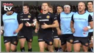 Exeter coach Rob Baxter chats about Leicester Tigers victory | Rugby Video Highlights