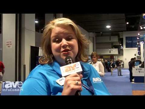 InfoComm 2014: Almo Pro AV Showcases TV and Mobile Integration by Samsung