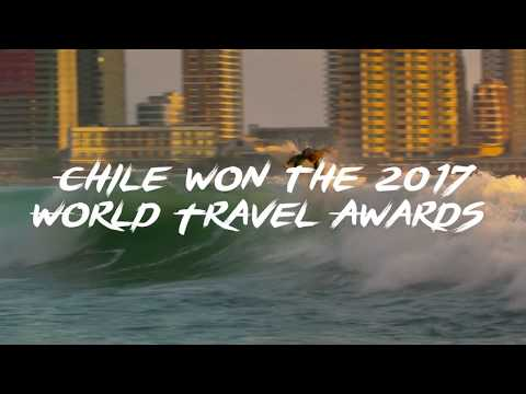 Chile takes South America's Leading Adventure Tourism Destination title