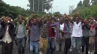 Ethiopia's Oromo protesters has targeted foreign businesses in their region France24