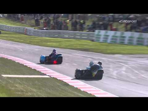 R2 Oulton Park - Hyundai Heavy Industries British F1 Sidecar Championship Highlights