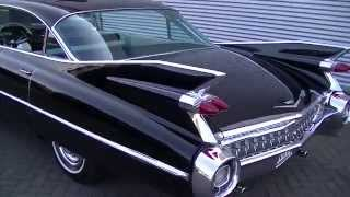 Cadillac Sedan de Ville 1959 very good condition California car -VIDEO- www.ERclassics.com