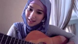 Video Cewek Cantik Bernyanyi Ibu Haddad Alwi feat Farhan Cover