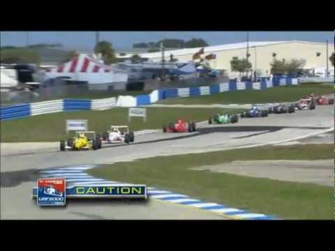2012 Mazda Motorsports Hour Show #4, USF2000 Round #2 at Sebring and Round #3 at St. Petersburg