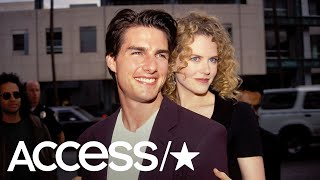 Nicole Kidman Felt 'Massive Grief' Over Her Two Miscarriages During Marriage To Tom Cruise