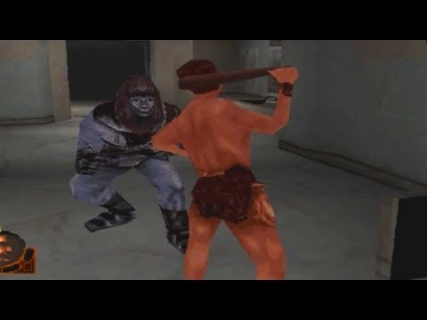Awful Playstation Games: Planet of the Apes Review
