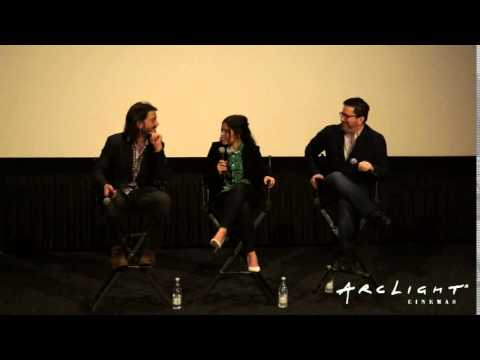 5.1 Earthquake Shakes Stars of Cesar Chavez Film at ArcLight Q&A