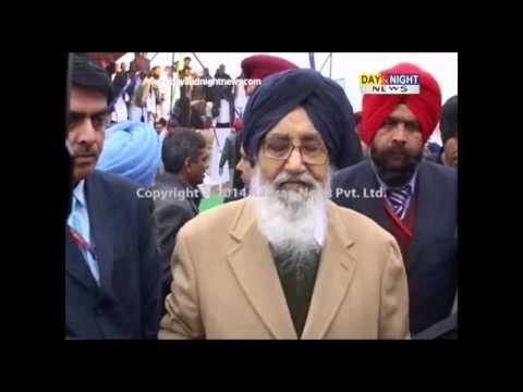 CM Parkash Singh Badal demand | PM Modi give 15 min to hear Punjab problems