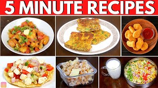 10 Super Easy & Tasty Recipes to Eat during Lockdown (Vegetarian)