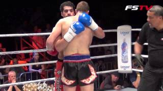 Rob Kottrik vs Ali Shams