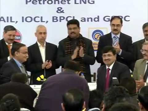 Jan 01, 2016 - India's energy muscle helps Petronet get better Qatar gas deal