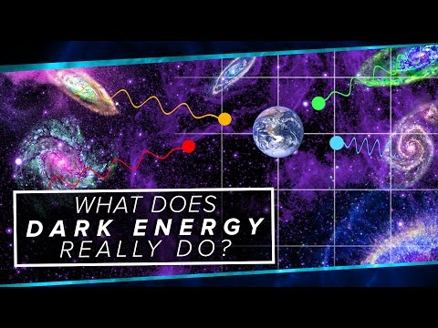 What Does Dark Energy Really Do? | Space Time | PBS Digital Studios