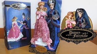 Disney Fairytale Designer Collection - Cinderella & Lady Tremaine (Heroes vs Villains) Review ITA