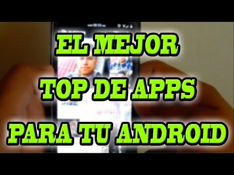 Top de las Mejores Aplicaciones para Android [Cyanogen Gallery] por MiSoTa94
